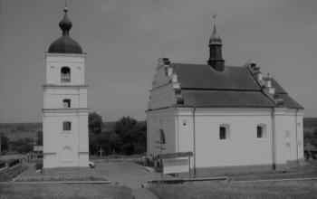 Іллінська церква в Суботові. 1653. Реконструкція