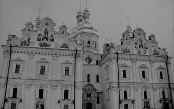 Успенський собор Києво-Печерської лаври. 1073-1087