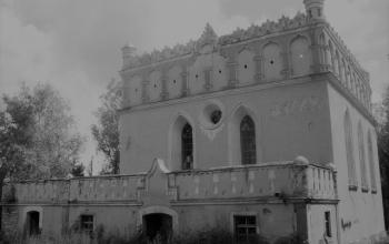Оборонна синагога в Жовкві. 1692-1698 рр