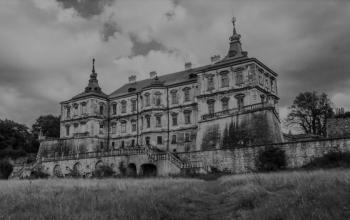Замок у Підгірцях (Львівська область). 1635-1640