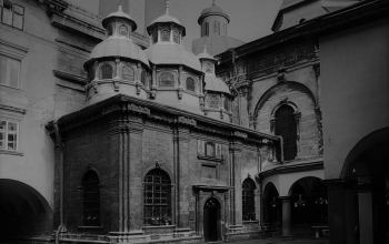 Каплиця Трьох Святителів. 1578