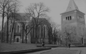 Костел святого Варфоломія у Дрогобичі. 1392-XV ст