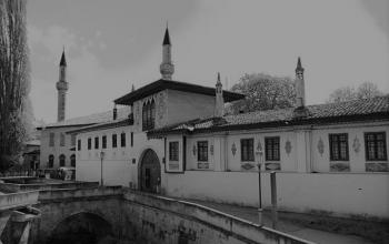 Ханський палац у Бахчисараї. 1532-1764