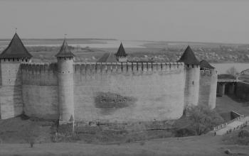 Хотинська фортеця. XIII-XVI ст.