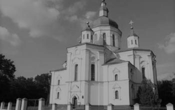 Преображенська церква у Великих Сорочинцях. 1732