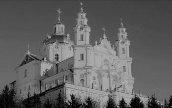 Успенський собор Почаївської лаври. 1771-1783.
