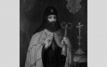 Петро Могила. Митрополит православної церкви з 1632 року. Засновник києво-братського колегіуму.