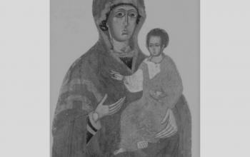 Дорогобузька ікона Богородиці.  Остання третина ХІІІ ст.