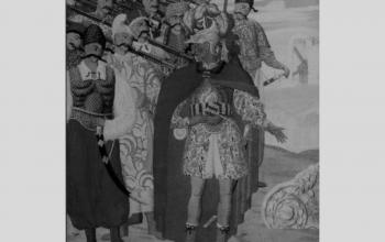 """""""Еней та його військо"""". 1919.  Г. Нарбут"""