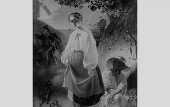 "Картина ""Катерина"" (1842). Т. Шевченко"