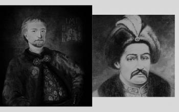 Іван Мазепа. Гетьман України (1687-1709). Підписав із Московським царством Коломацькі статті.