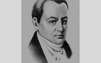 """Іван Котляревський. Автор поеми """"Енеїди"""", вперше опублікованої у 1798 році."""