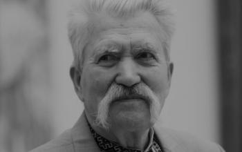 Левко Лук'яненко. Український десидент. Засновник і лідер УРСС (1959), за що був засуджений владою СРСР