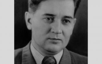 """Олесь Гончар. Автор роману """"Собор"""" (1968), за який був підданий цькуванню з боку радянської влади."""