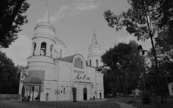 Спасо-Преображенський собор у Чернігові. 1036.