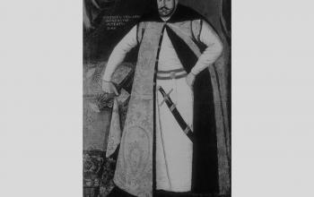 Портрет князя Криштофа Збаразького. Після 1622