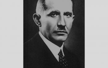 Євген Коновалець. Перший голова ОУН (з 1929 року)